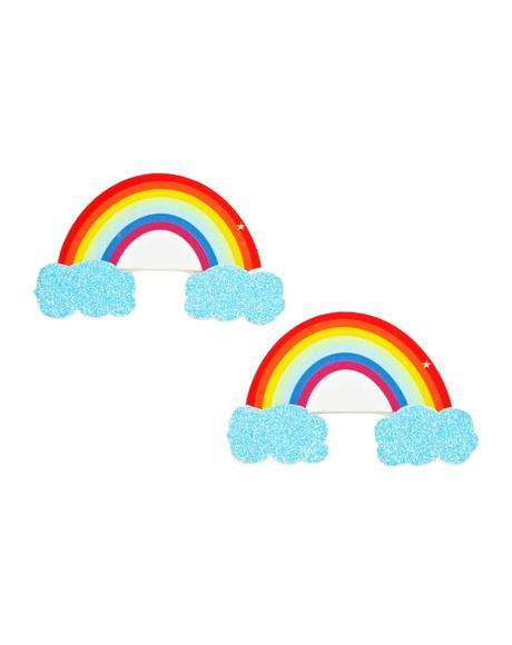 Rainbow Pasties
