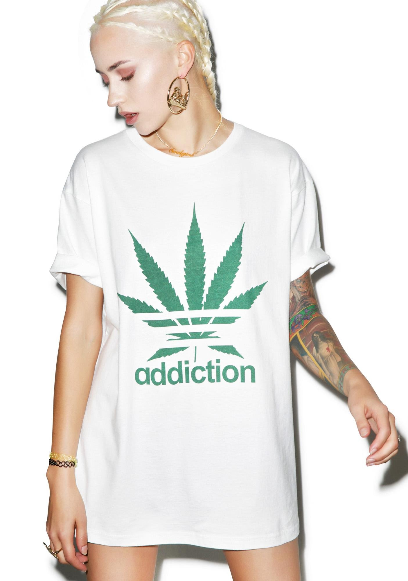 Addiction Tee