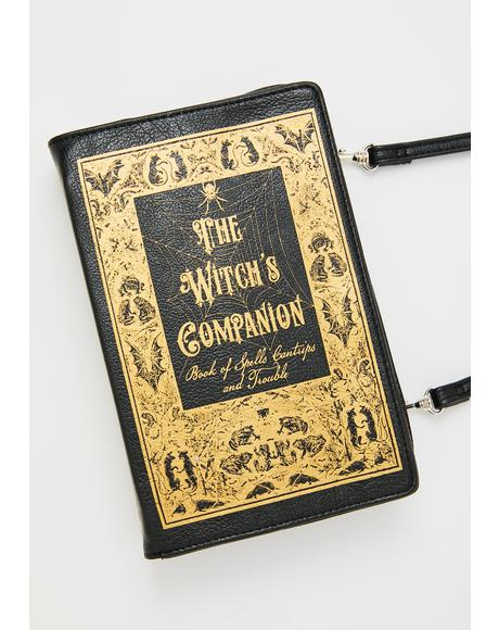 Witch's Companion Shoulder Bag