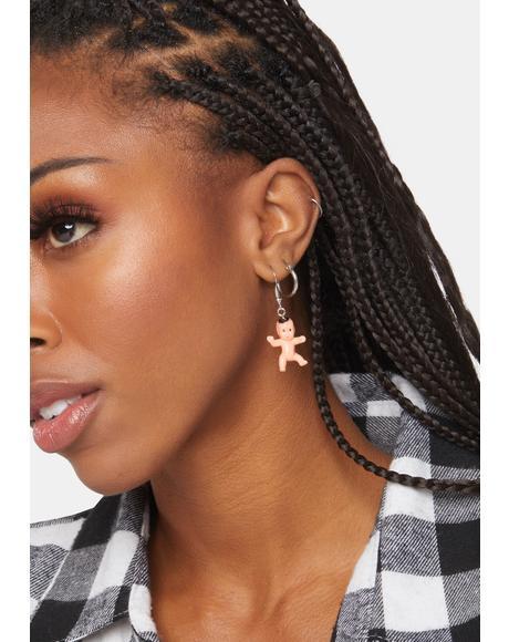 Bubbly Baby Talk Drop Earrings