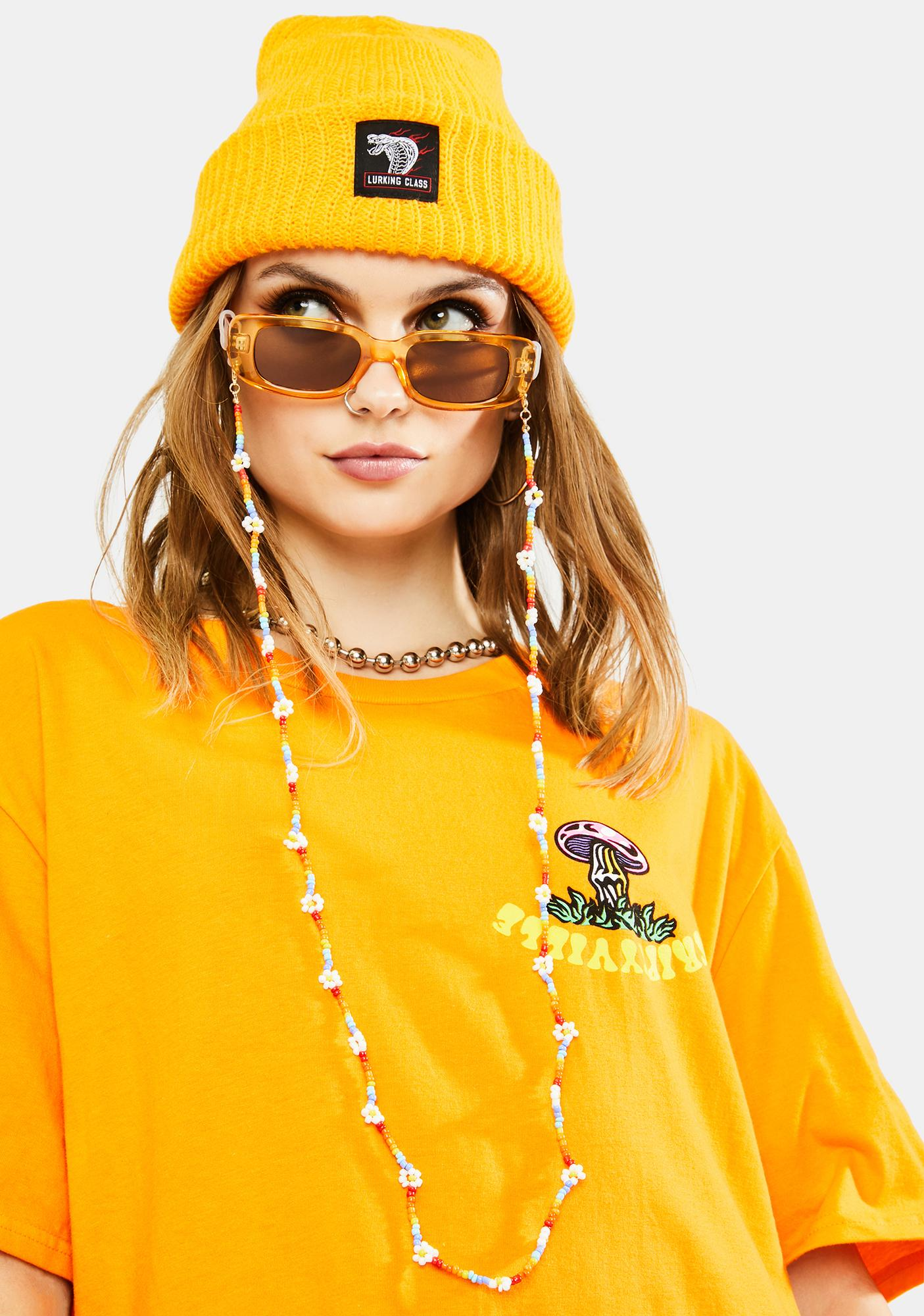 Stay Hip Beaded Sunglasses Chain
