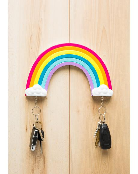 End Of The Rainbow Key Holder