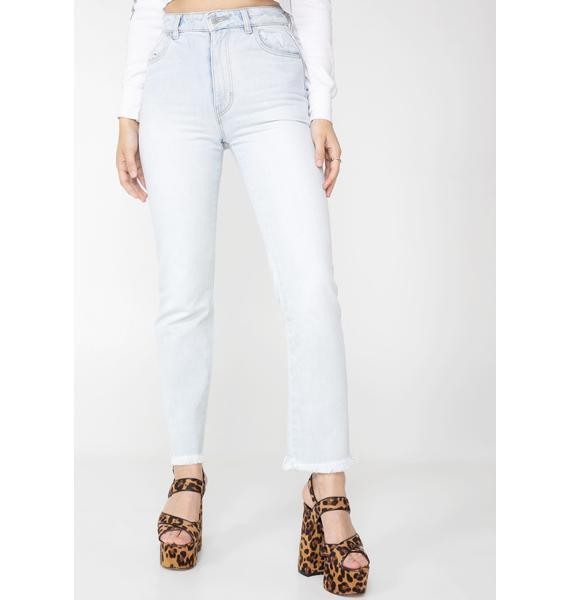Rollas Original Straight Jeans