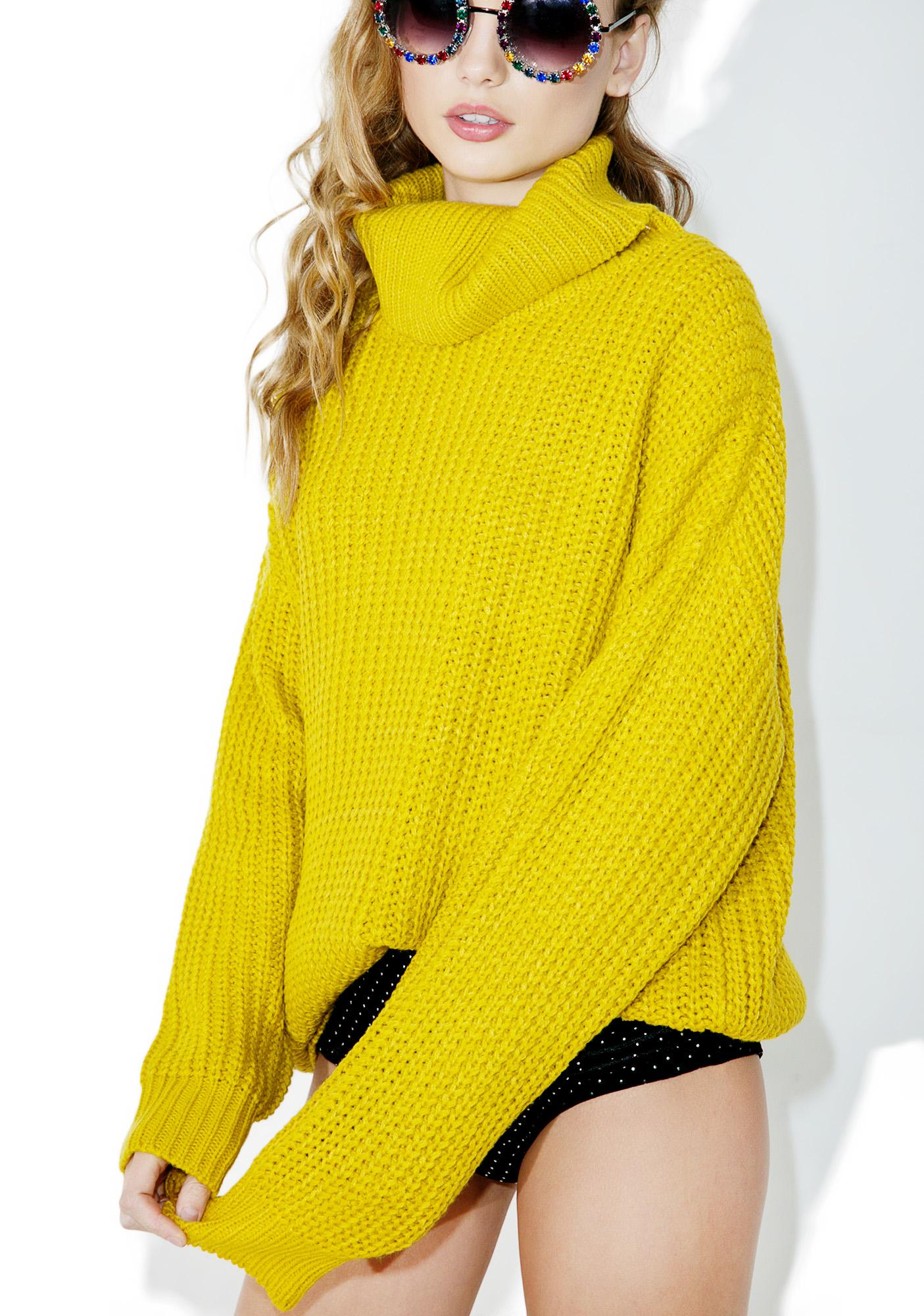 Envious Chunky Sweater