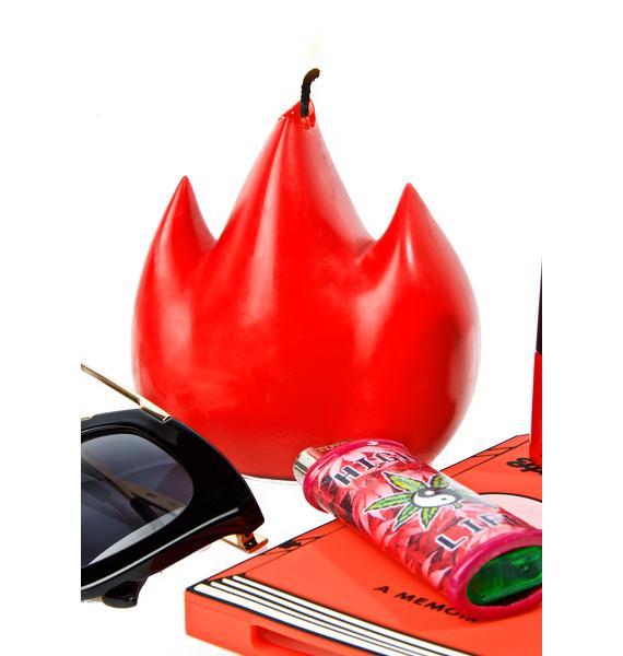 Fuego Candle