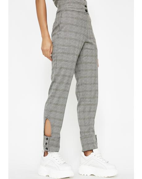 Ka Ching Cuff Pants