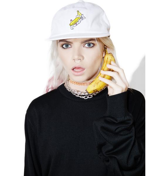 RIPNDIP Nermal Banana Six Panel