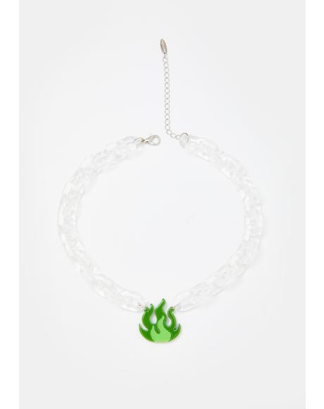 Anti-Freeze Chain Choker