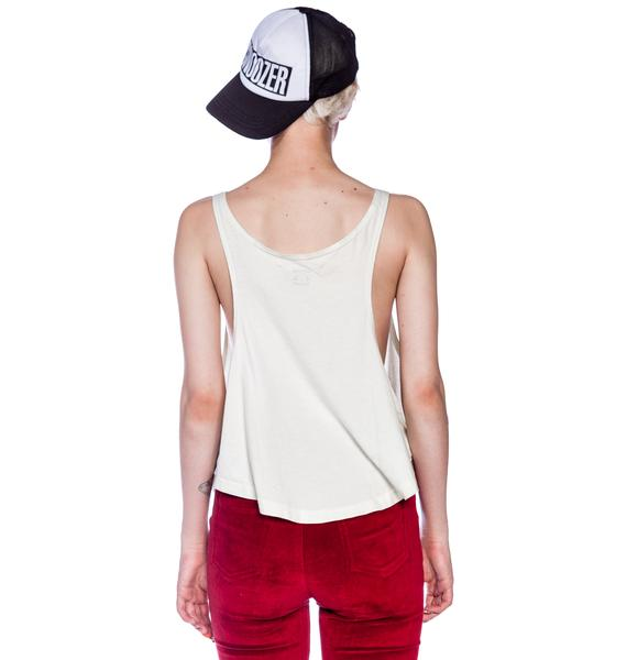 Bandit Brand Death Valley Crop Tank