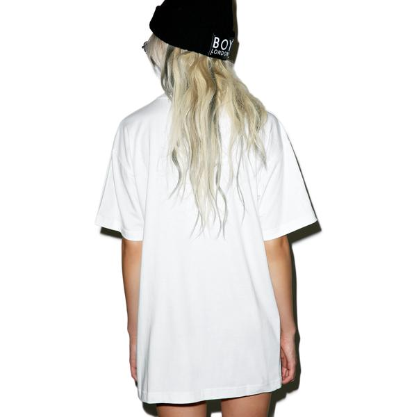 Long Clothing Drippy Tee