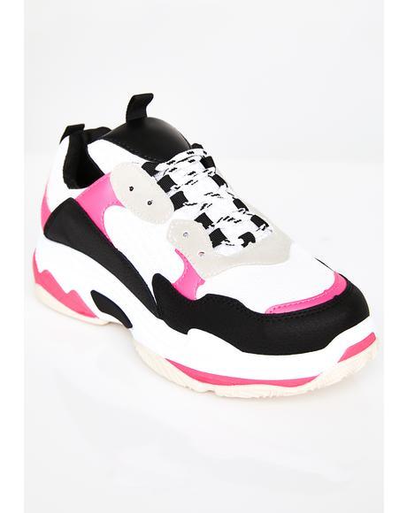 Hot Mama Sneakers