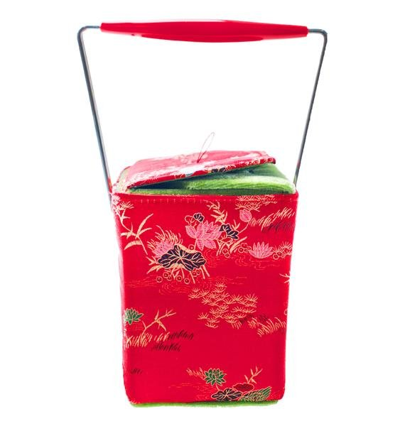 American Deadstock Fortune Chow Time Takeout Purse