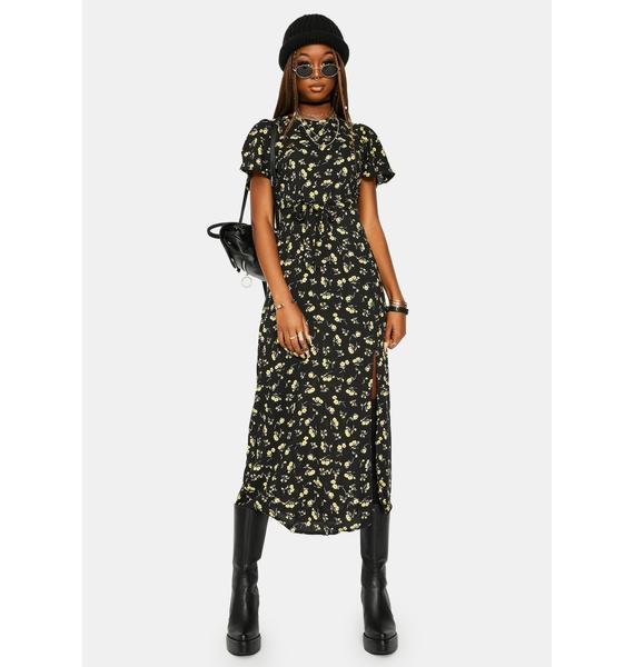 Motel Buttercup Tinata Dress