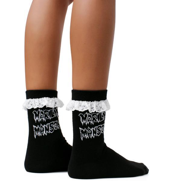 Killstar Snake Eyes Socks