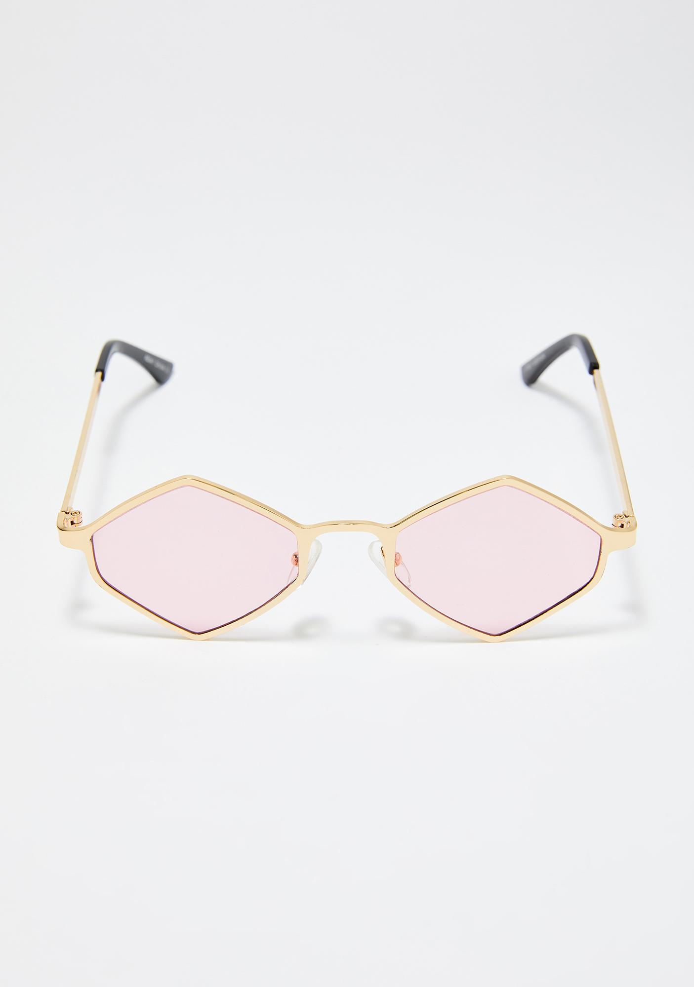 Giant Vintage Gaily Sunglasses