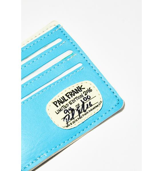 Paul Frank Julius Billfold Wallet