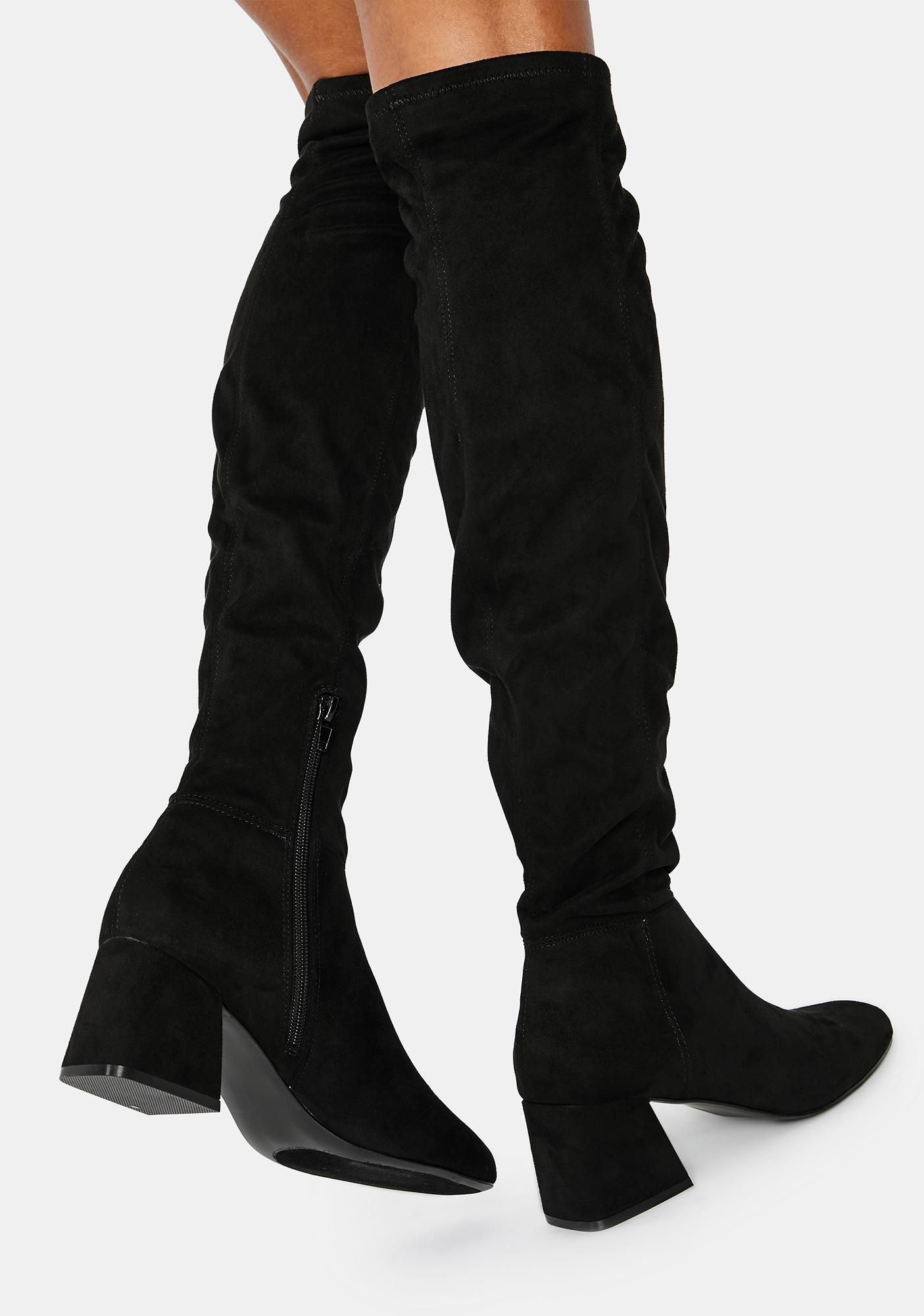 Steve Madden Diggy Knee High Boots