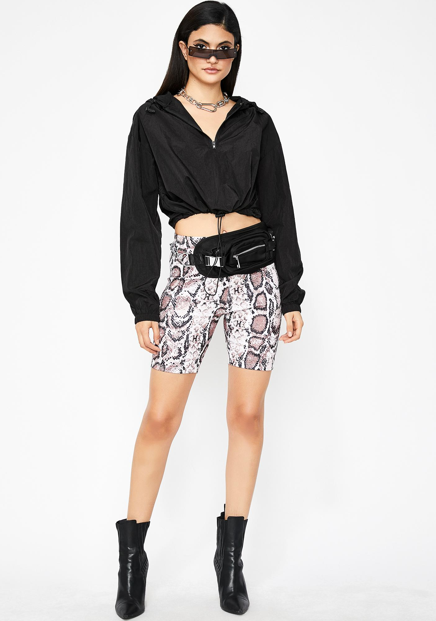 Sporty Sis Cropped Jacket