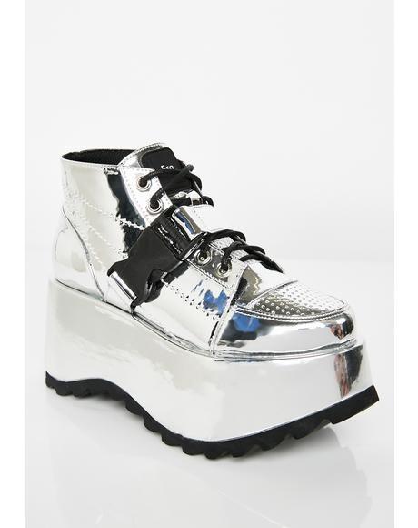 Globe Platform Sneakers