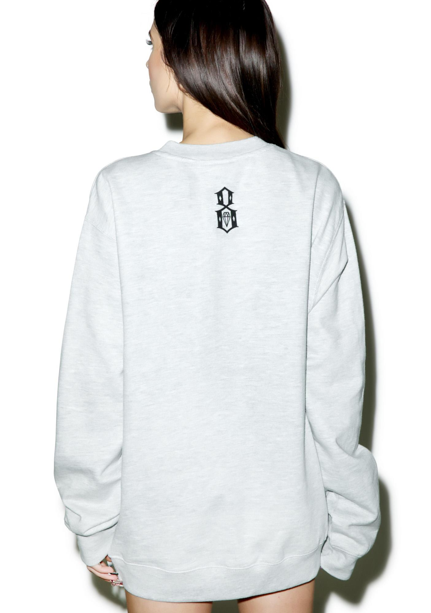 Rebel8 Riot Regulators Crewneck