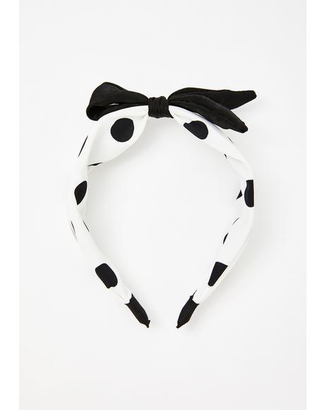 Poised Posse Bow Headband