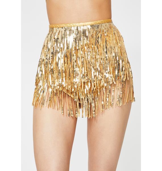Santa Maria Samba Skirt