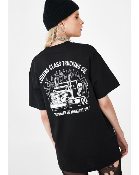 LC Trucking Co Tee