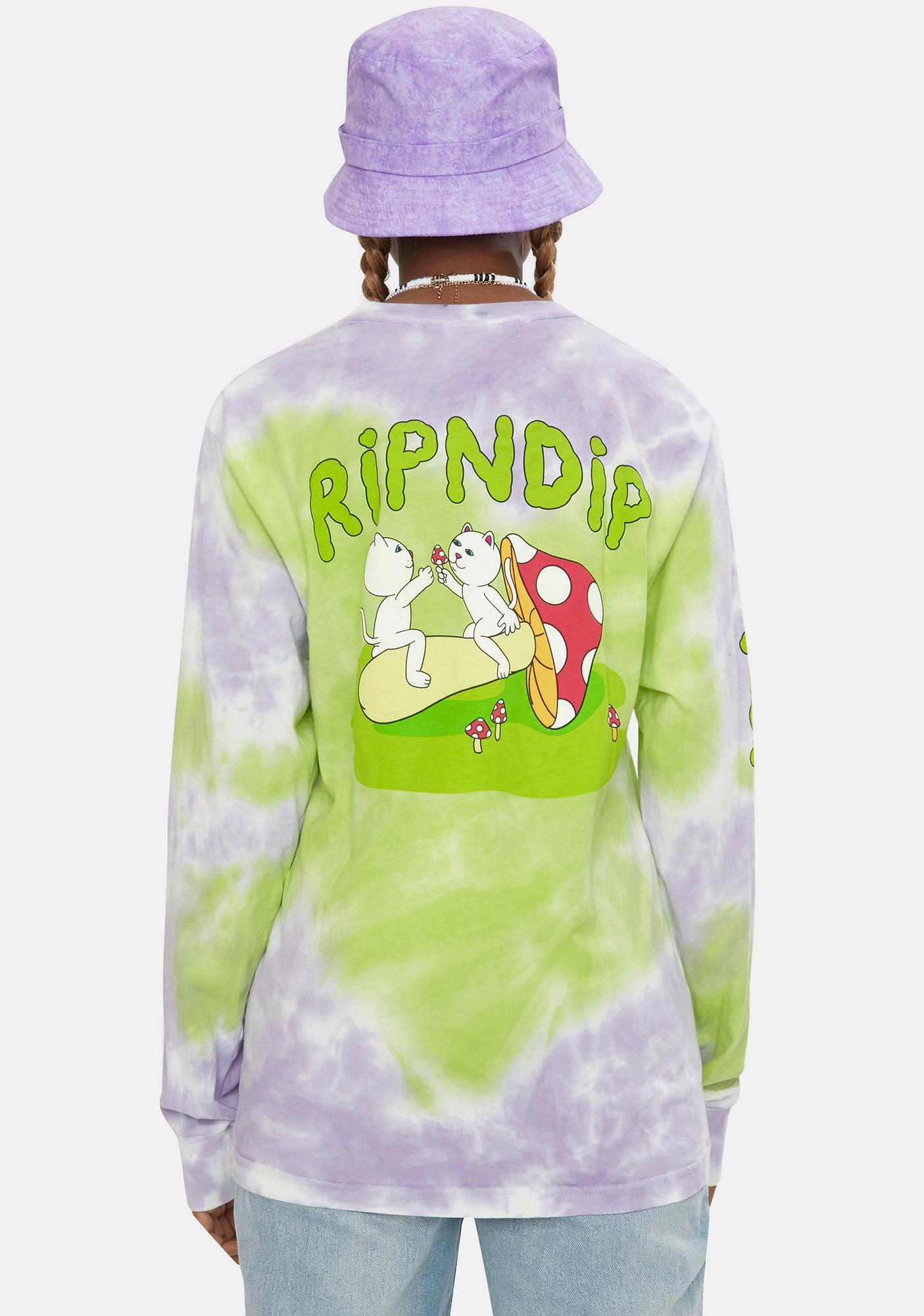 RIPNDIP Sharing Is Caring Graphic Tee