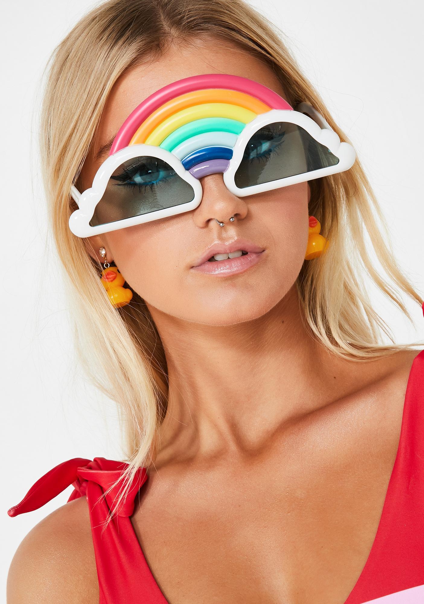 Over The Rainbow Sunglasses