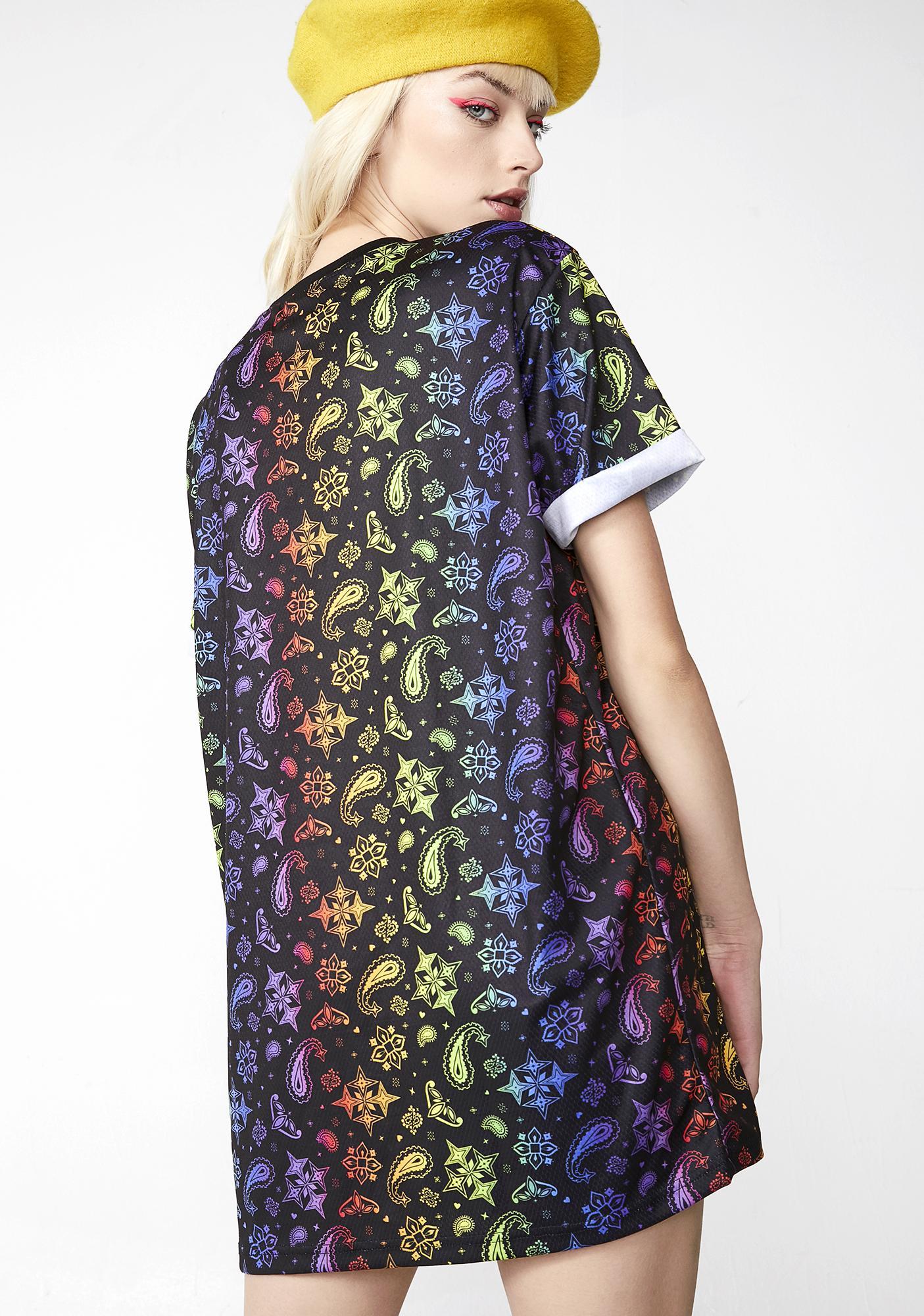 Cute Mistake Toxic T-Shirt Dress