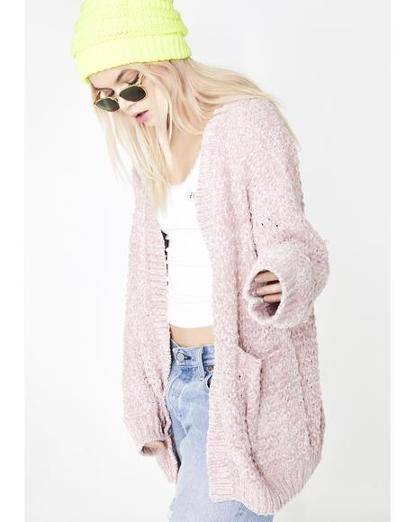 Kiss The Sky Knit Cardigan