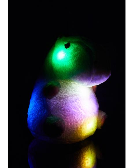 Uni Unicorn Plush Glowing Pillow