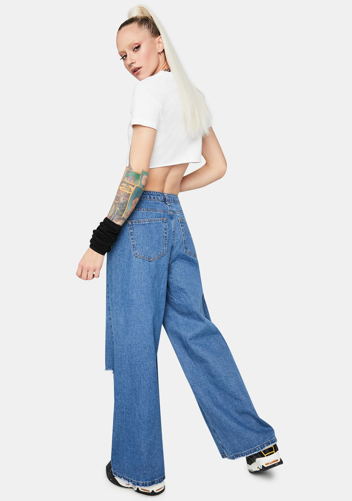 Winners Only Wide Leg Jeans