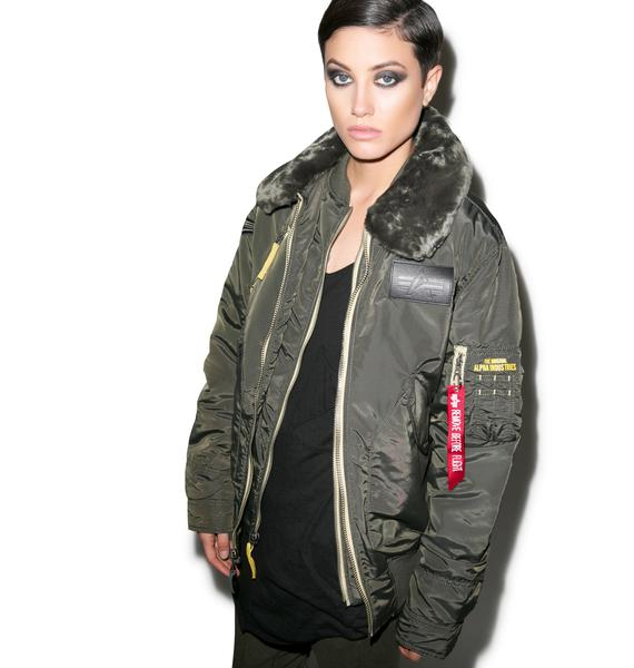 Alpha Industries Secret Agent Jacket