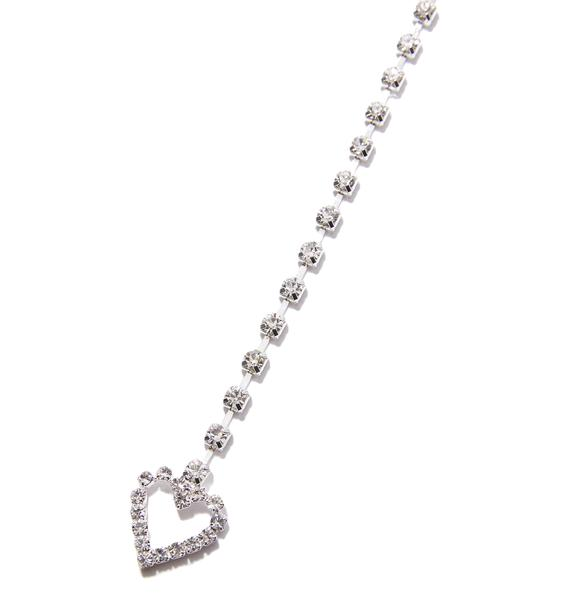All My Luv Heart Waist Chain