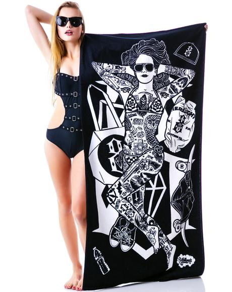 Life's A Beach Towel