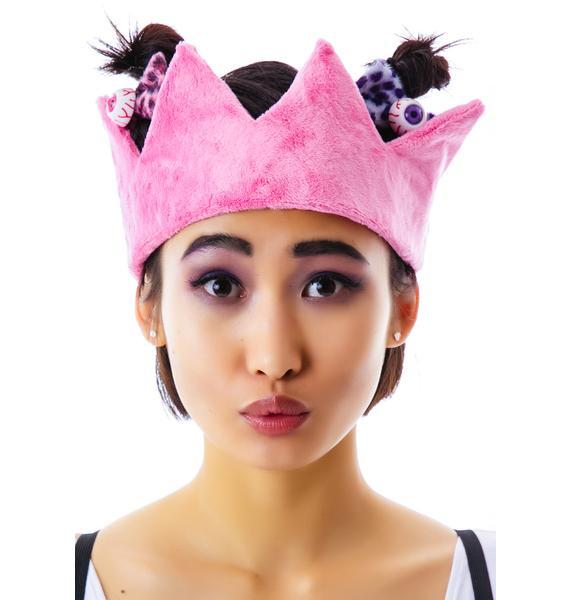 Adeen Plush Crown