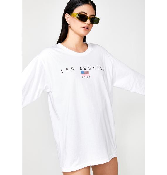 Daisy Street LA Long Sleeve Top