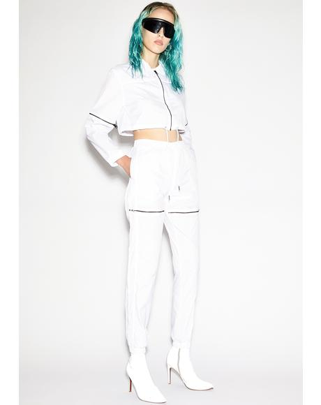 Icy Hype Manner Reflective Set