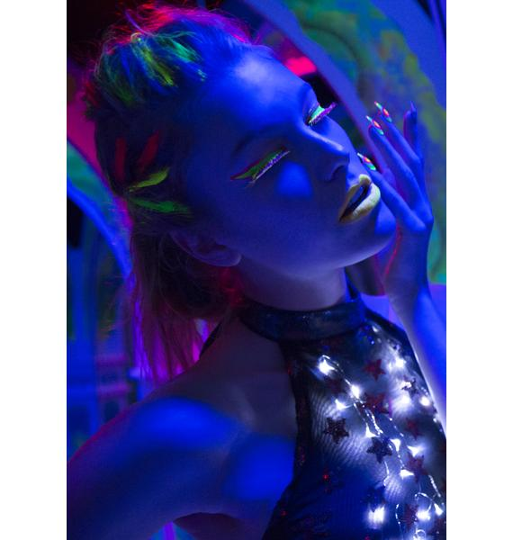 Stargazer Sky Sonic Wind UV Neon Mascara