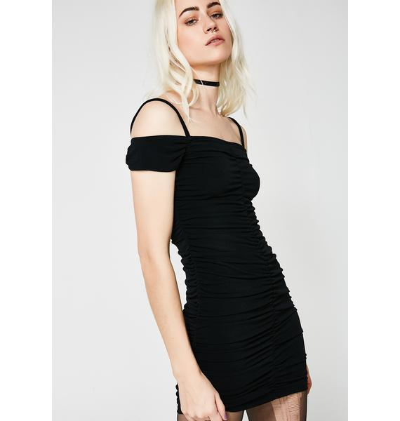 Motel Moyen Bodycon Dress