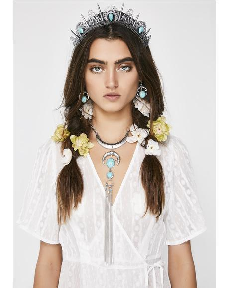 Dreamer Earrings N' Statement Necklace Set