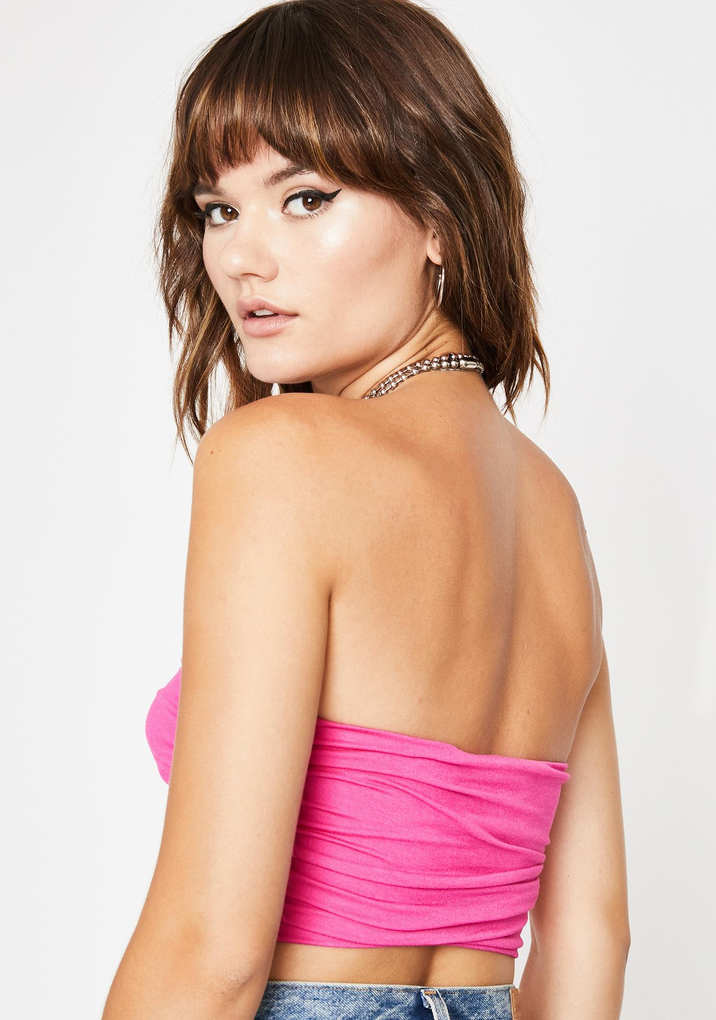 Miss Cutie O-Ring Tube Top