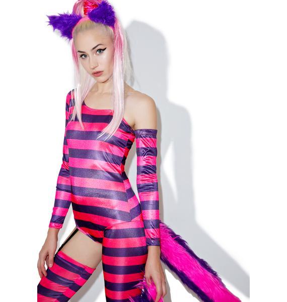 Trippy Kitty Costume Set