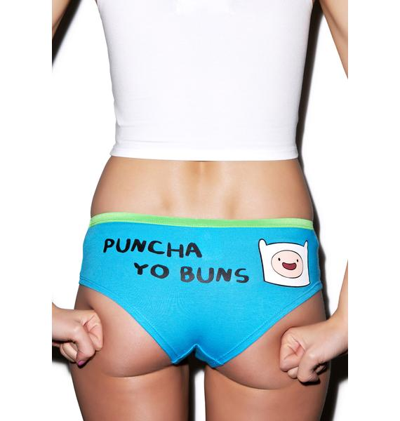 Undergirl Adventure Time The Bombastic Hipster Brief 3 Pack