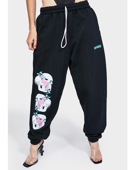 Split Jogger Sweatpants