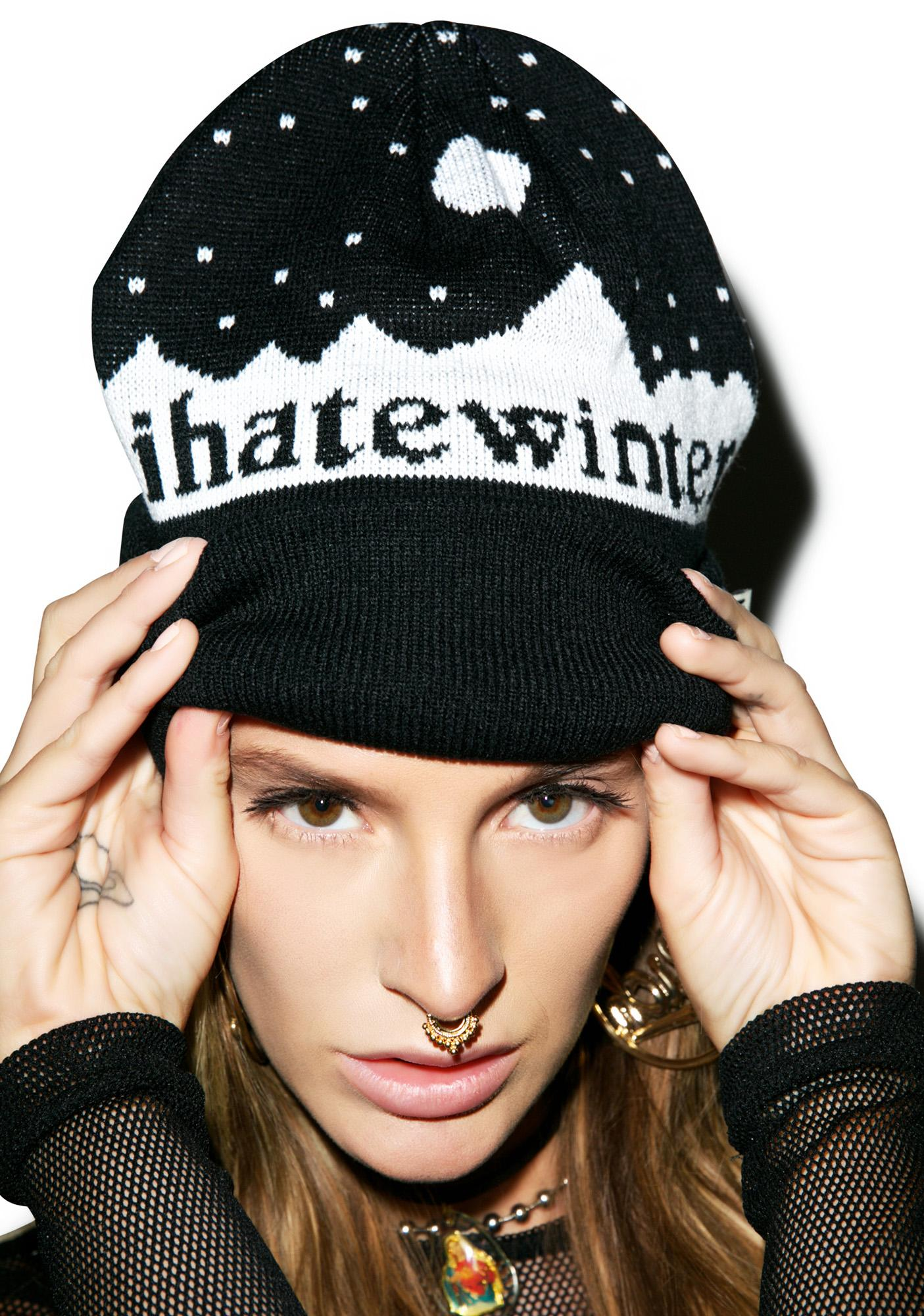 Reason Hate Winter Mount Beanie