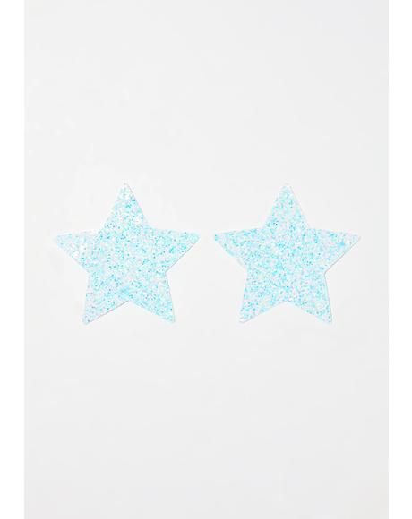 Super Sparkle Starry Nights Pasties