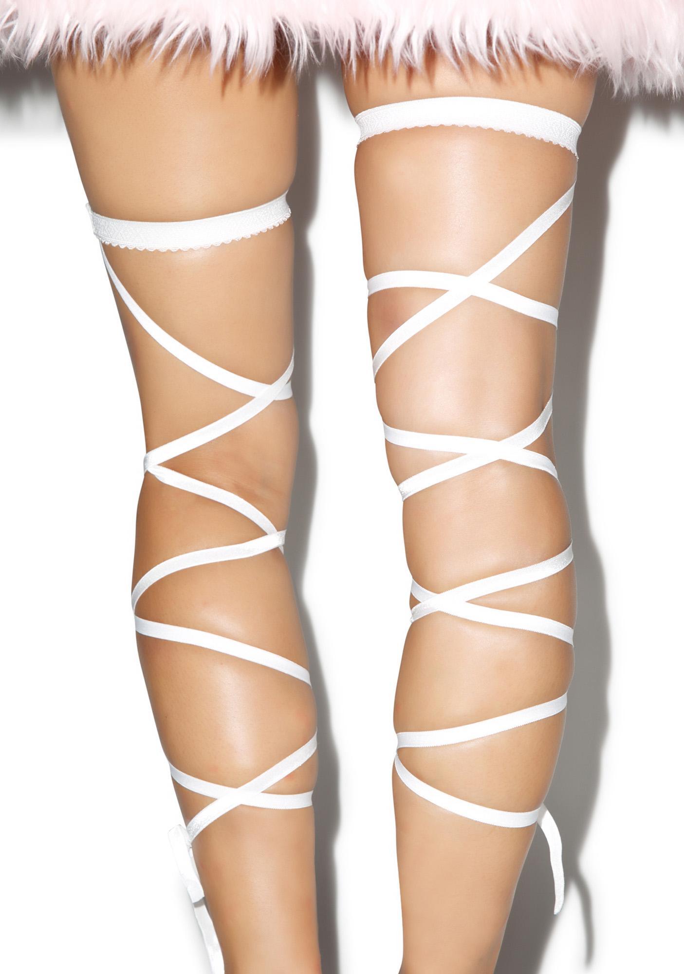 Brazen Body Ribbon Wrap