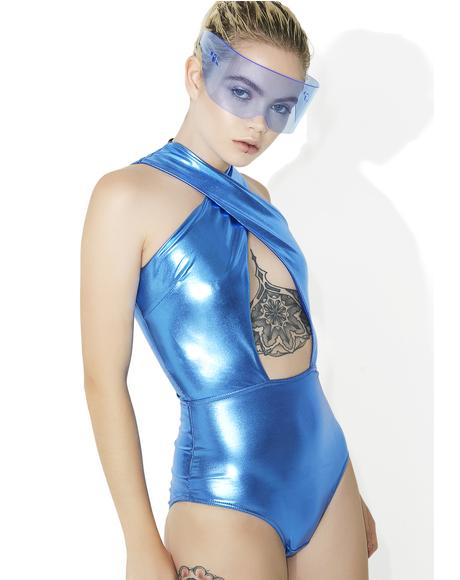 Lunaria Metallic One Piece